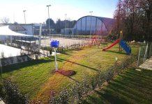 Centro sportivo inaugurazione