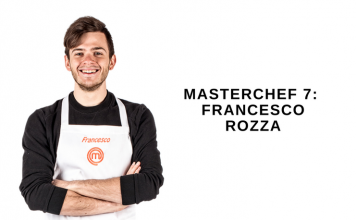 Francesco Rozza a Masterchef