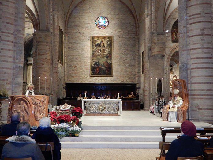Epifania: il pontificale di mons. Gianotti