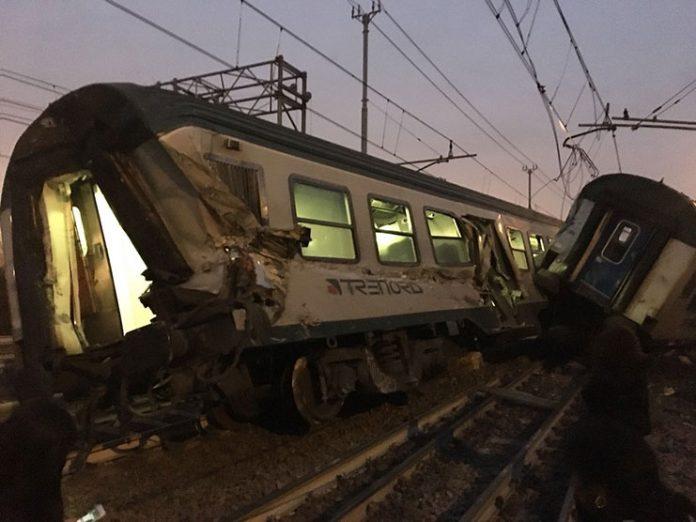 Incidente ferroviario a Pioltello