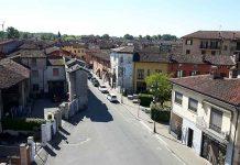Palazzo Pignano veduta aerea
