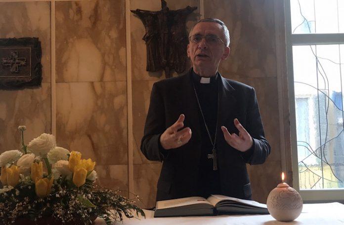Mons. Daniele Gianotti vescovo di Crema