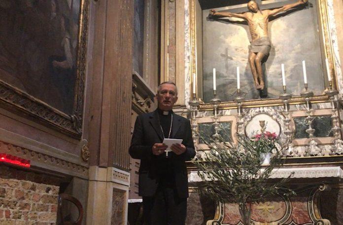 vescovo Crema mons. Daniele Gianotti