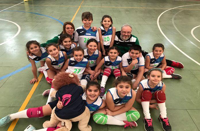 Under 10 Capergnanica Volley