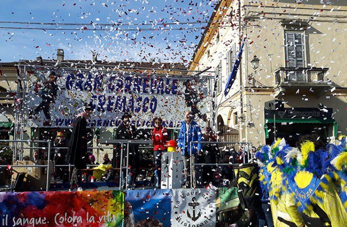 Carnevale Cremasco Sole E Maschere Binomio Vincente Tanta Gente