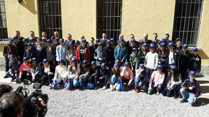 foto di gruppo Vailati