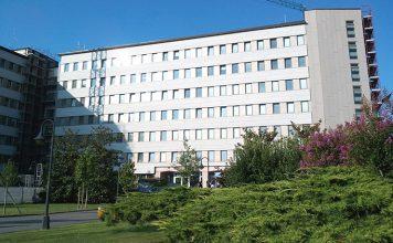 Ospedale ingresso