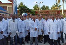 équipe da Cuba a Crema