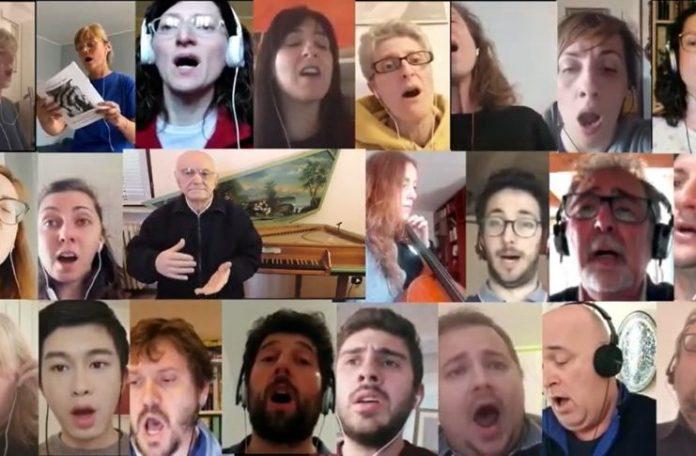 coro virtuale